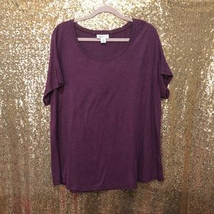 Tops - Comfy Plus Size T-Shirt